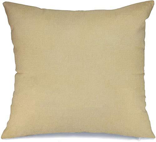 Decoración Throw Pillow Cover Funda de cojín Treasure Tan Western Map Vintage Abstract Beige Envejecido Mensaje antiguo Retro Pergamino Lienzo en blanco Funda de Cojine 45 X 45CM