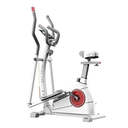 ZDMSEJ Magnetic Elliptical Cross Trainer Portable Home Office Gym Exercise Elliptical...