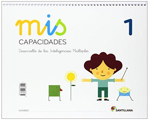 MIS CAPACIDADES 1 - 9788468088020