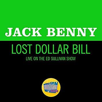 Lost Dollar Bill (Live On The Ed Sullivan Show, June 21, 1959)