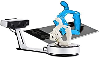 EinScan-SP White Light Desktop 3D Scanner, 0.05 mm Accuracy, 4s Scan Speed, 1200mm Cubic Max Scan Volume, Fixed/Auto Scan ...