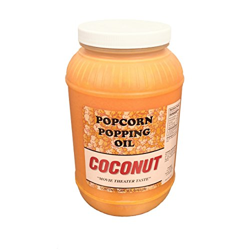 Product Image 2: Paragon – Manufactured Fun Coconut Popcorn Popping Oil (Gallon)