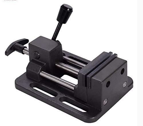 KATSU Professional Quick Slide Release Pillar Press Drill Bench Vice 75MM