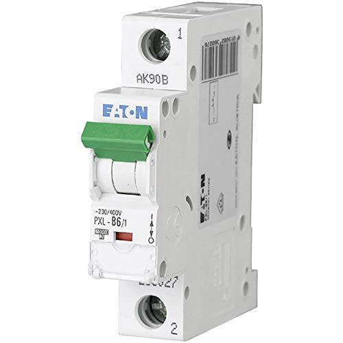 Eaton PXL-B6/1 Einbau-Automat, einpolig, 236027