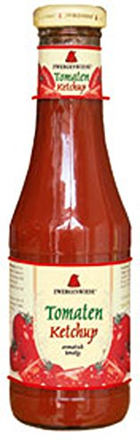 6er-VE Tomaten Ketchup 500ml Zwergenwiese