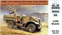 ミラーモデルズ[MM35107]1/CMP F15 フォードトラック イタリアトラック保護仕様