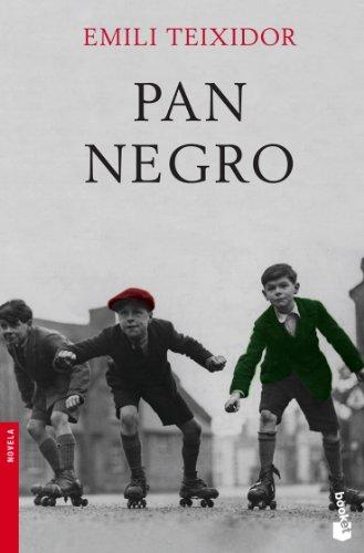 Pan negro (Novela y Relatos)