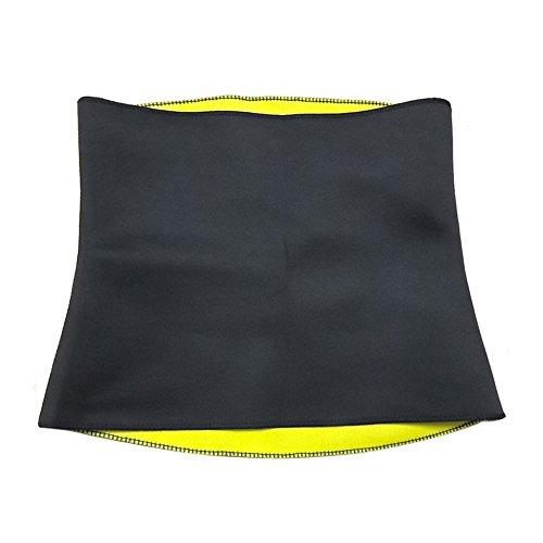 Aesy Hot Shapers Thermal Slimming Waist Belt Shaper Sauna Fitness Slimming Workout Pants Women Body Shaper Sports Vest S-XXXL