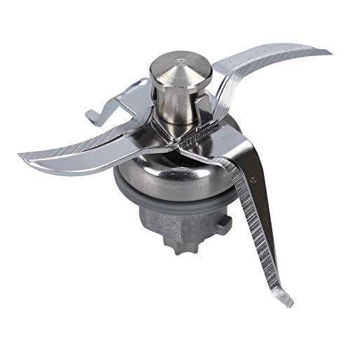 DL-pro Messerblock passend für Vorwerk Thermosmix TM21 Mixmesser Messer Mixermesser Edelstahl 4-Klingen TM-21 Küchenmaschine