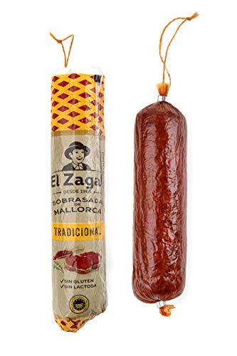 El Zagal Pieza De Sobrasada De Mallorca Tradicional, 250 g