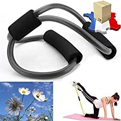 CAMTOA Bande Résistance Exercice Yoga Aérobic Fitness Elastique Physioroom