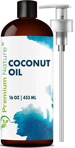 Premium Nature Fractionated Coconut Oil, Skin Moisturizer, Natural Carrier...