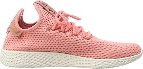 adidas Unisex Adults' Pw Tennis Hu Fitness Shoes, Tacros Tarcos Rawpin, 4.5 UK