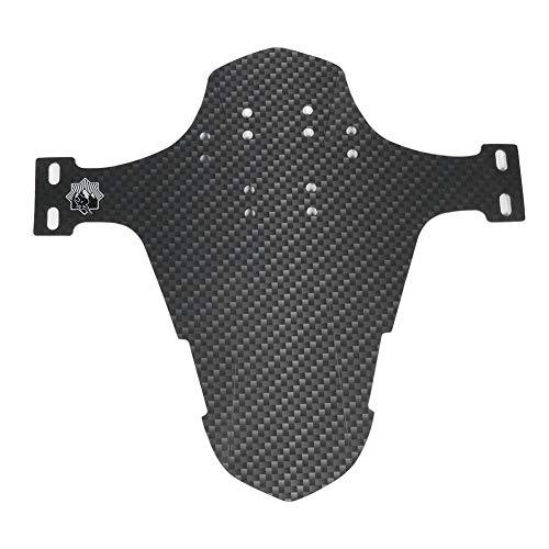 Everpert Fahrrad Mud Guard,MTB Vordere und hintere Schutzblech,Mountainbike Spritzschutz Fahrrad Mud Guard Set Passen 285x255x1mm Fettes Fahrrad (1#)