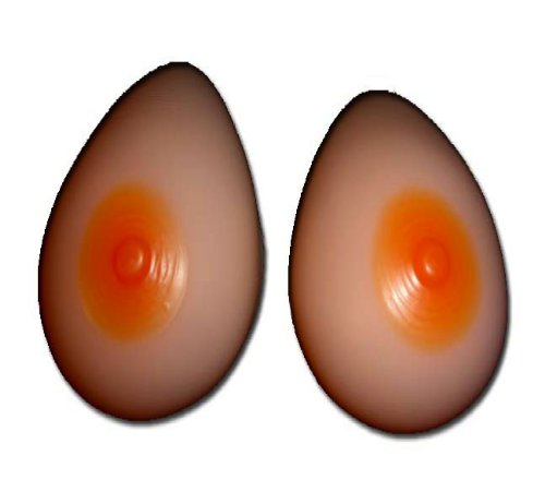 Silicone Breast Forms Mastectomy Size 4 34B/36A/38AA