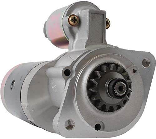 DB Electrical SMT0319 New Starter Detroit Mall Replacement with Sale SALE% OFF fo Compatible