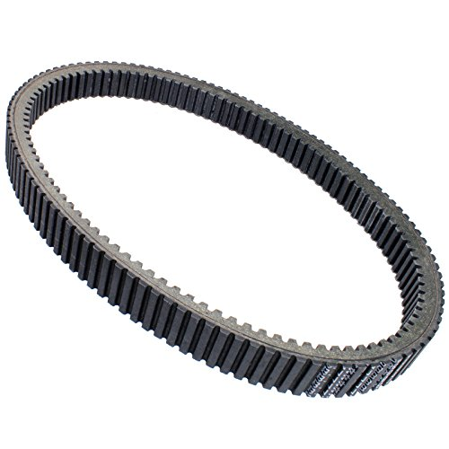 Caltric Drive Belt Compatible with Ski-Doo Summit X 800 Ho 2003 2004 2005 2006 / Summit Xrs 800R P-Tec 2007