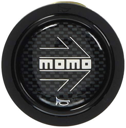 MOMO(モモ) ホーンボタン 【アロー カーボン】 ARROW CARBON (センターリング付き) HBR-04