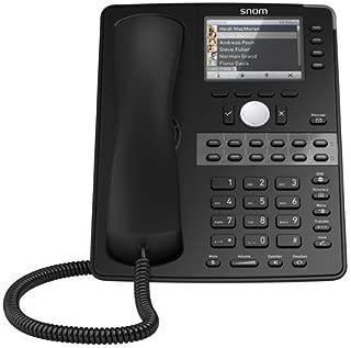 Snom SNO-D765 High Resolution Color Display IP Telephone 3.5