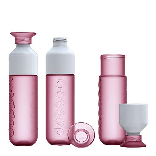 Dopper - Reusable Water Bottle, Colour Pink