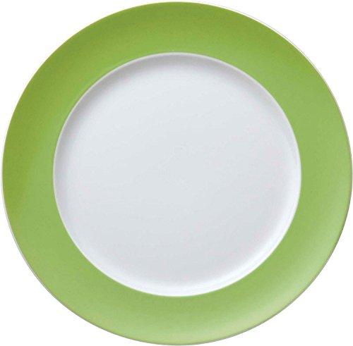 Rosenthal - Thomas - Sunny Day Speiseteller - Teller - Apple Green - Apfelgrün Ø 27 cm