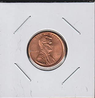 1999 Lincoln Memorial (1959-2008) Penny Choice About Uncirculated Details