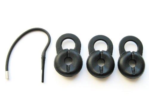 Großen Stay-In-Ear Ohrstöpsel-Set mit Schlank-Ohrbügel für Jawbone Prime Bluetooth Headset