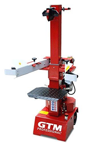 Preisvergleich Produktbild GTM Holzspalter GTL7000 mit 3kW / 230V Elektromotor,  verarbeitet Holz bis 104 cm Länge und 32 cm Durchmesser