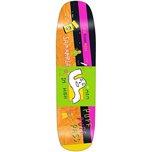 Enjoi Doodle R7 8.375 Inch Skateboard Deck 8.375 inch Samarria Brevard