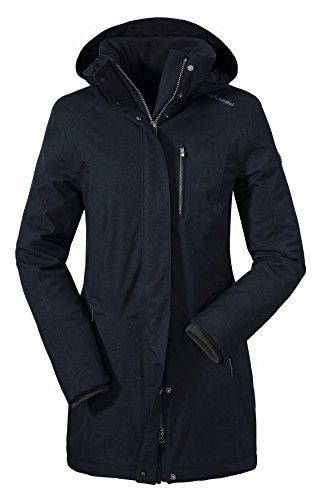 Schöffel Damen Jacke Jacket Parma night blue, 42
