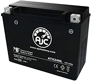 Ski-Doo Mini Z 796CC Snowmobile Replacement Battery (1998) - This is an AJC Brand Replacement