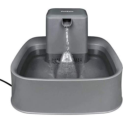 PetSafe Drinkwell - Fontana d'acqua per cani e gatti, adatta per cani di grandi dimensioni e più...