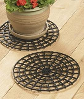 deck protector for pots