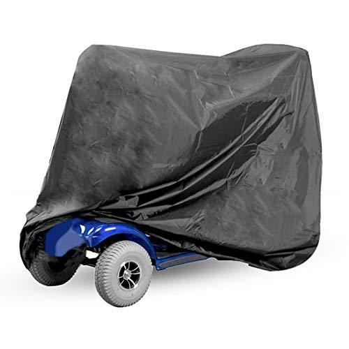 Cubierta de scooter de movilidad | Funda protectora para almacenamiento de sillas de ruedas y scooters | Cubierta para lluvia al aire libre | Pukkr