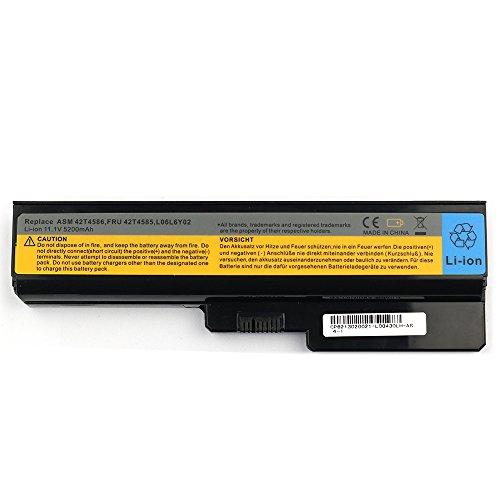 Notebook Laptop Akku für Lenovo 3000 G430 G430a G430l G430m G530 G530a N500 Series Ideapad G430 G550 G450 G450a G450m B460 B550 G455 G555 V460 V460a Z360 L06l6y02 L08l6c02 Batterie Battery