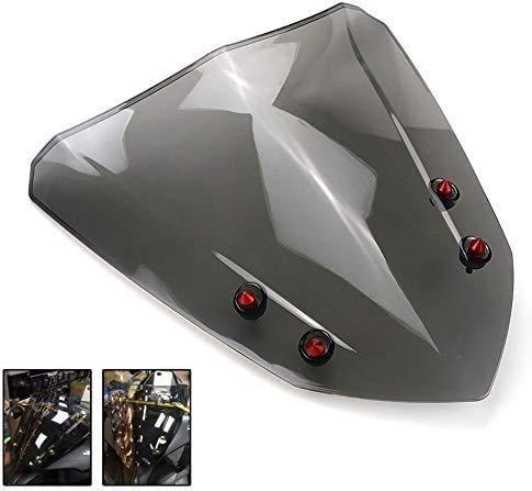 ZMDA nueva llegada para Parabrisas moto accesorios de la motocicleta parabrisas deflector...