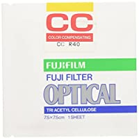 FUJIFILM 色補正フィルター(CCフィルター) 単品 フイルター CC R 40 7.5X 1