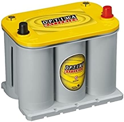 En 12V 48Ah 660 Amps Optima Yellow Top Yt R 3.7 Batterie Dual Sprial Cell