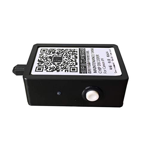 100% Nuevo Nuevo reseteador de Chip de Tanque de Mantenimiento para Canon IPF 5000 5100 6100 6200 6300 / s 6350 6400 6410 6460 8000 / s 8010s 8100 8110