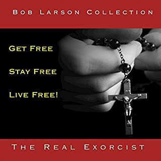 The Real Exorcist audiobook cover art