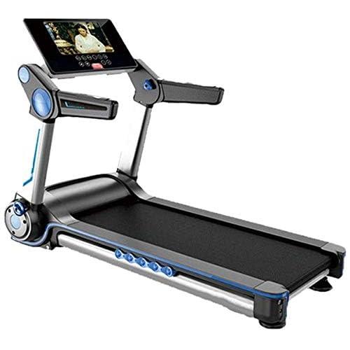 Tapis roulant Pieghevole Pieghevole Multifunzionale per Il Fitness 2 5HP sotto Il Tapis roulant Elettrico da scrivania Installazione Senza Display a LED Macchina da Jogging ambulante per Uso domesti