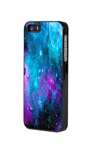 iPhone 5/5s/SE Case,Galaxy Case Hardshell Design for iPhone 5/5s/SE - Black
