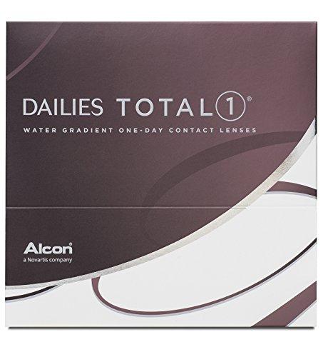 Dailies Total 1 Tageslinsen weich, 30 Stück / BC 8.5 mm / DIA 14.1 / -1.75 Dioptrien - 2