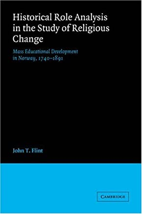 Historical Role Analysis: Mass Educational Development in Norway, 1740-1891