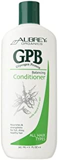 Aubrey Organics GPB Glycogen Protein Balancing Conditioner, 11-Ounce Bottles (Pack of 2)