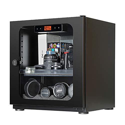 Dry Cabinet Horno de Secado de Control Digital automático electrónico 56L, sin Ruido, Ahorro de energía - Lente de cámara de Almacenamiento y Equipo electrónico