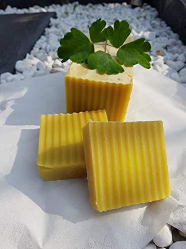Zitronen Duschbutter, 15% überfettet für die sehr trockene Haut