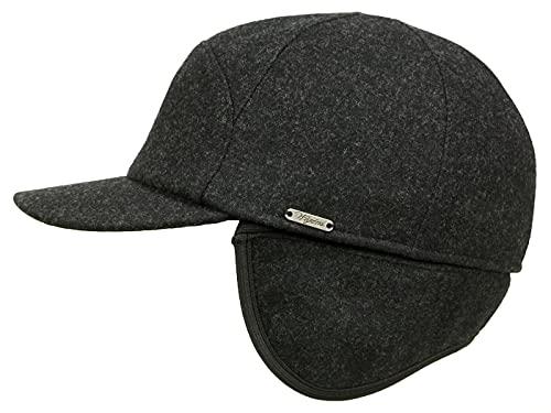 Wigens -  Cappellino da Baseball - Uomo Grigio Grigio