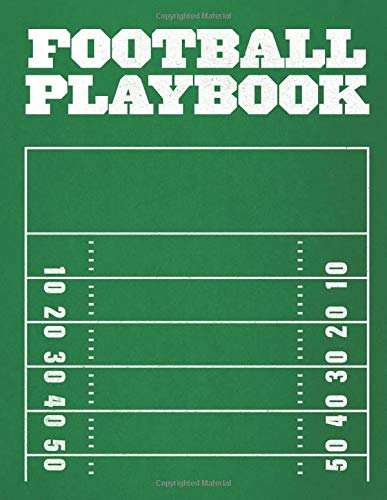 Football Playbook: 100 Page 8.5
