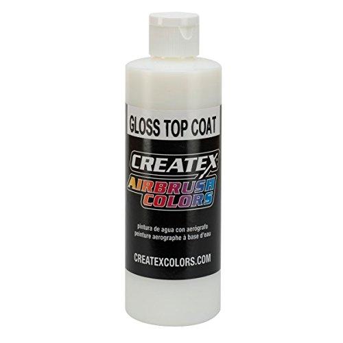 Createx Farbe 120ml Gloss Coat Lack–Transparent